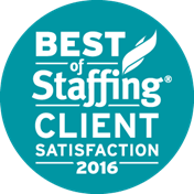 Best of Staffing Client 2016