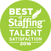 Best of Staffing Talent 2016